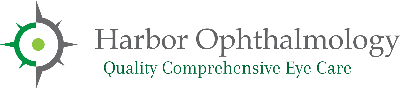 Harbor Ophthalmology Logo